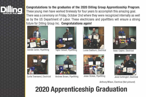 DGI 2020 Apprenticeship Award Ceremony smaller 10022020